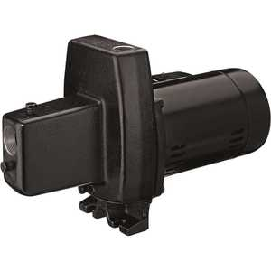 Flotec FP4112-08 1/2 HP Shallow-Well Cast Iron Jet Pump