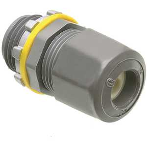 Arlington Industries NMUF50-1 1/2 in. Compression Connector