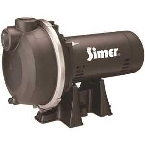 SIMER 3415P 1.5 HP Sprinkler Pump