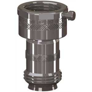 WOODFORD MFG. 50H-CH Add-On 3/4 in. Hose Thread Chrome Double-Check Backflow Preventer