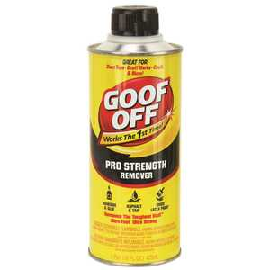 Goof Off FG654 16 oz. Professional Strength Multi-Surface Remover