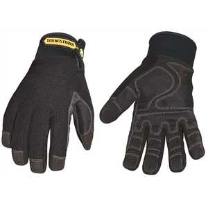 YOUNGSTOWN GLOVE COMPANY 03-3450-80-L Large Waterproof Winter Plus Gloves