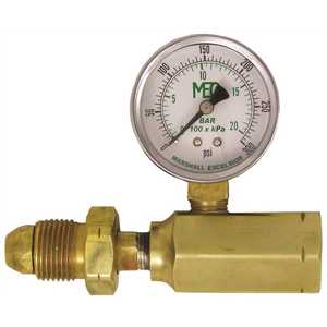 MEC MEJ600 High Pressure Test Block without Bleeder