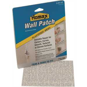 Homax 2297-10 2-6 in. x 6 in. Pre Plastered Mesh Wall Patch