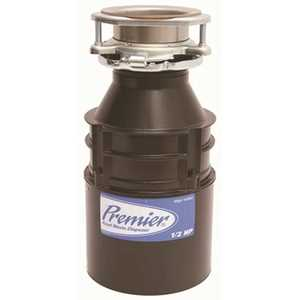 Premier PREMIER 143052 143052 - 1/2 HP Continuous Feed Garbage Disposal