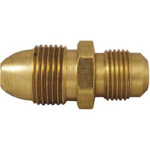 MEC ME355 Gas Fitting Pol x 1/2 in. Male Flare