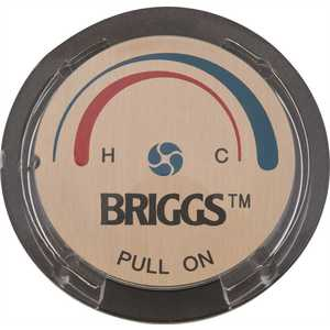 Briggs Plumbing Products F129 Single Control Index Button for P300 Handle