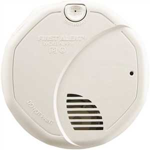 BRK Brands 3120B 120-Volt Hardwire Smoke Alarm with Battery Backup Dual Photoelectric and Ionization