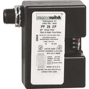 Lithonia Lighting PP20 Contractor Select PP20 Series 120-Volt/277-Volt Power/Relay Pack