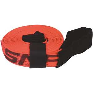 SNAP-LOC SLTT230K10R 30 ft. Tow Strap with Hook and Loop Storage Fastener