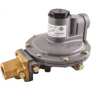 Excela-Flo MEGR-1632-HCF Full Size Twin Stage Regulator F. POL Inlet x 1/2 in. FNTP Outlet - 11 in. WC Outlet