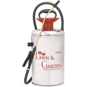 Chapin International 31440 2 Gal. Lawn and Garden Series Stainless Steel Sprayer