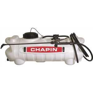Chapin International 97200B 15 Gal. 12-Volt EZ Mount Spot Sprayer for ATV's, UTV's and Lawn Tractors