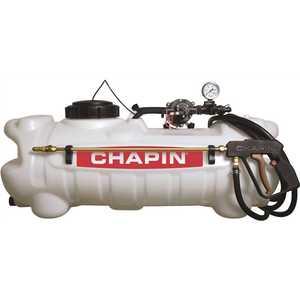Chapin International 97300N 15 Gal. 12-Volt EZ Mount Deluxe Dripless EZ Mount Sprayer for ATV's, UTV's and Lawn Tractors