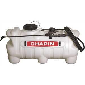 Chapin International 97400B 25 Gal. 12-Volt EZ Mount Spot Sprayer for ATV's UTV's and Lawn Tractors