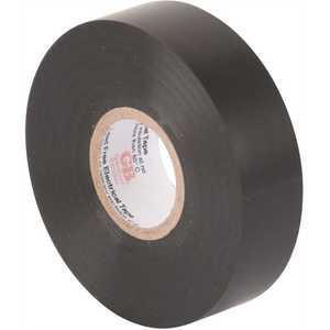 Gardner Bender GTP-607 3/4 in. x 60 ft. Vinyl Electrical Tape, Black Sleeve