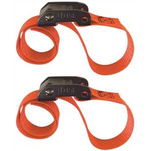 SNAP-LOC SLTC106CR2 6 ft. x 1 in. Cam with Cinch Strap in Red