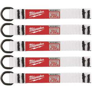 Milwaukee 48-22-8871 5 lbs. D-Ring Lanyard Attachment