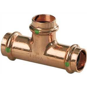 Viega 77387 3/4 in. x 3/4 in. Copper Tee