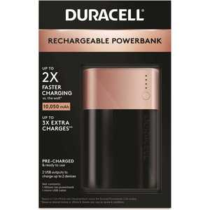 DURACELL 004133303363 3-Day Power Bank and USB Charger
