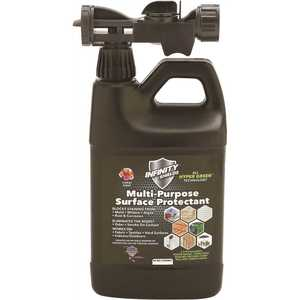 Infinity Shields PRO65-FL 65 oz. Concentrated Floral Multi-Purpose Surface Protectant Stain Blocker Odor-Smoke Eliminator Repellent Sealant