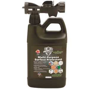 Infinity Shields PRO-65-06-FL 65 oz. Concentrated Floral Multi-Purpose Surface Protectant Stain Blocker Odor-Smoke Eliminator Repellent Sealant
