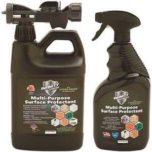 Infinity Shields PROPKFLFC 32 oz. Fresh and Clean/65 oz. Floral Multi-Purpose Sealant (Twin Pack)