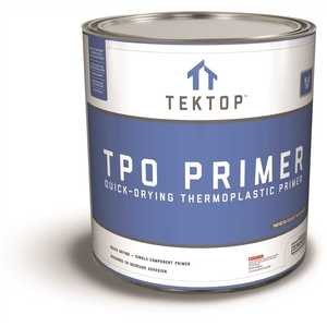 SIMIRON 40003951 TekTop 1 Gal. Blue TPO Single Component Roofing Primer
