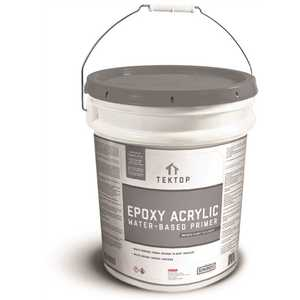 SIMIRON 40003975 TekTop 5 Gal. White Epoxy/Acrylic Single Component Roofing Primer