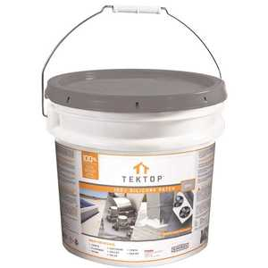 SIMIRON 40003487 TekTop 3.5 Gal. Gray 100% Silicone Roof Patch