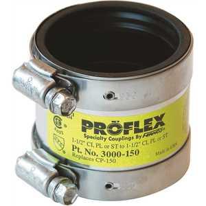 ProFlex 3000-150 1-1/2 in. Neoprene Shielded Coupling