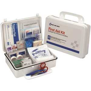 First Aid Only, Inc 6082 25-Person Bulk Plastic First Aid Kit OSHA Compliant