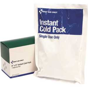 First Aid Only, Inc M564-E 6 in. x 9 in. Instant Cold Pack