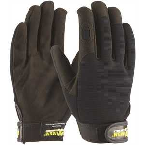 MAXIMUM SAFETY 120-MX2805/L Large Professional Mechanic's Gloves - pack of 12