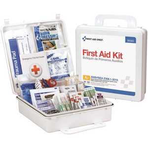First Aid Only, Inc 90565 50-Person Bulk Plastic First Aid Kit, ANSI Compliant