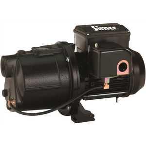 SIMER 2802 3/4 HP Cast Iron Shallow Well Jet Pump