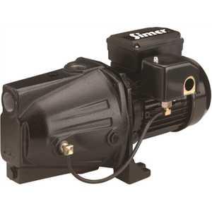 SIMER 2803 1 HP Cast Iron Shallow Well Jet Pump