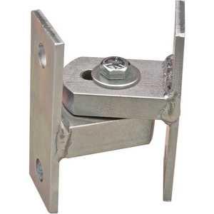 SHUT IT CI3750 Bolt-On Single High-Temperature Sealed Bearing Hinge