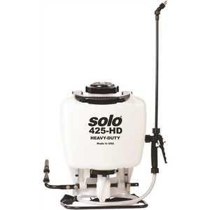 SOLO INC 425-HD 4 Gal. Heavy-Duty Backpack Sprayer Piston Pump