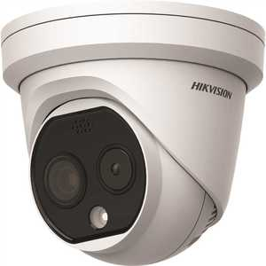 HIKVISION DS-2TD1217B-3/PA Short-Range Thermal Turret Camera