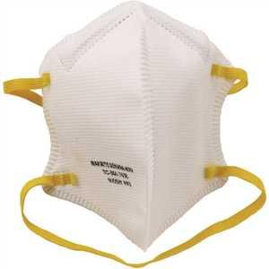 Makrite Industries Inc Sekura-N95 Foldable N95 respirator - pack of 40