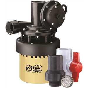 K2 UTS03301K 1/3 HP Utility Sink Pump