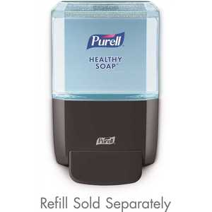 PURELL 5034-01 ES4 Push-Style Soap Dispenser, Graphite