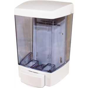IMPACT 9344-90 1360 ml. White Foam-Eeze ClearVu Foam Soap Dispenser