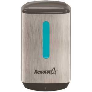 Renown REN05182 RB8 1200 ml. Metallic/Black Hand Soap Dispenser