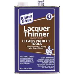 Klean-Strip GML170PSC 1 Gal. Lacquer Thinner - South Coast Formula - pack of 4