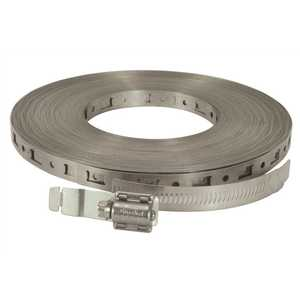 Breeze Clamp 4001 MAKE-A-CLAMP KIT, 100 FT