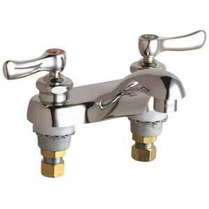 Chicago Faucets 802-VXKABCP HI-LITE BATHROOM FAUCET LESS WASTE LEAD FREE