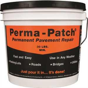 Perma-Patch PP-30CP 30 lbs. Asphalt Repair Material