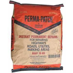 Perma-Patch PP-60-C 60 lbs. Asphalt Repair